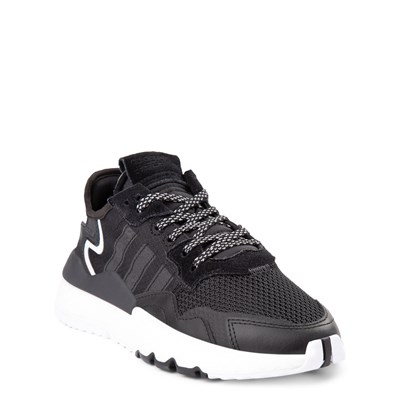 Alternate view of adidas Nite Jogger Athletic Shoe - Big Kid