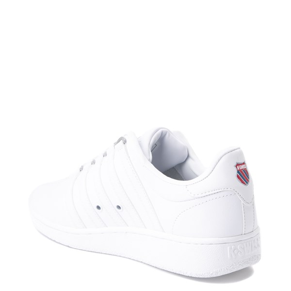 alternate view Mens K-Swiss Classic VN Heritage Athletic Shoe - WhiteALT2