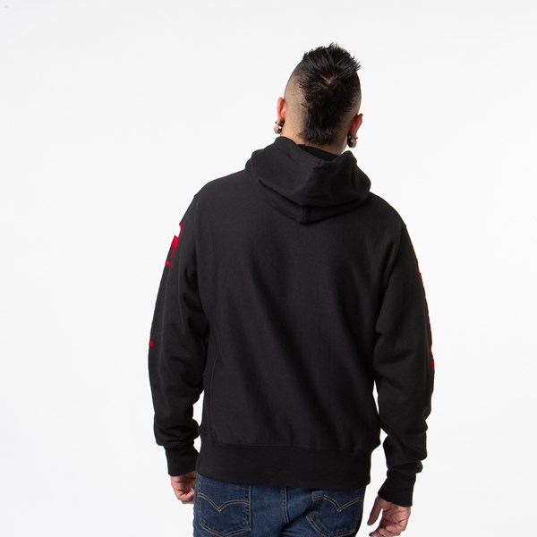 alternate view Mens Champion Reverse Weave HoodieALT3