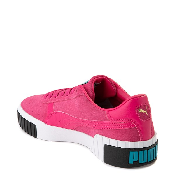 alternate view Womens Puma California Exotic Athletic ShoeALT2