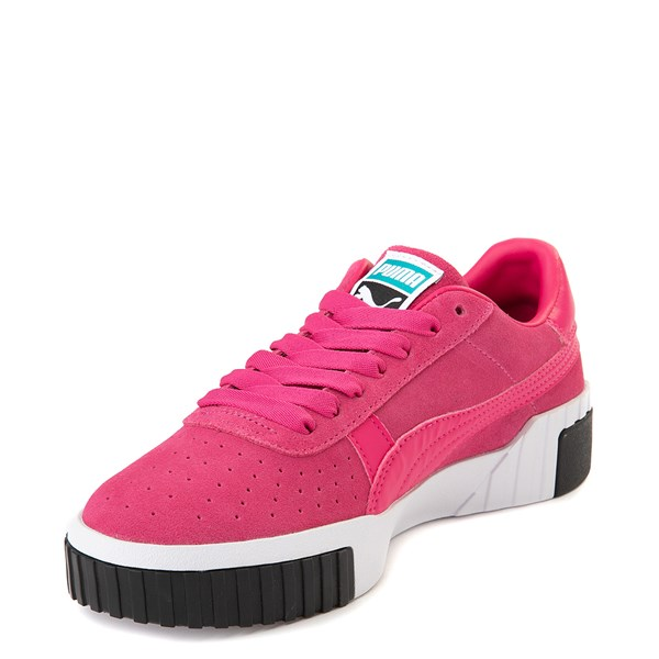 alternate view Womens Puma California Exotic Athletic ShoeALT3