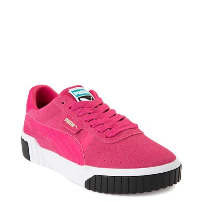 Alternate view of Womens Puma California Exotic Athletic Shoe - Pink / Black / White