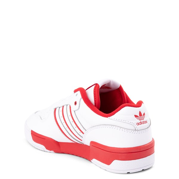 alternate view adidas Rivalry Low Athletic Shoe - Little KidALT2