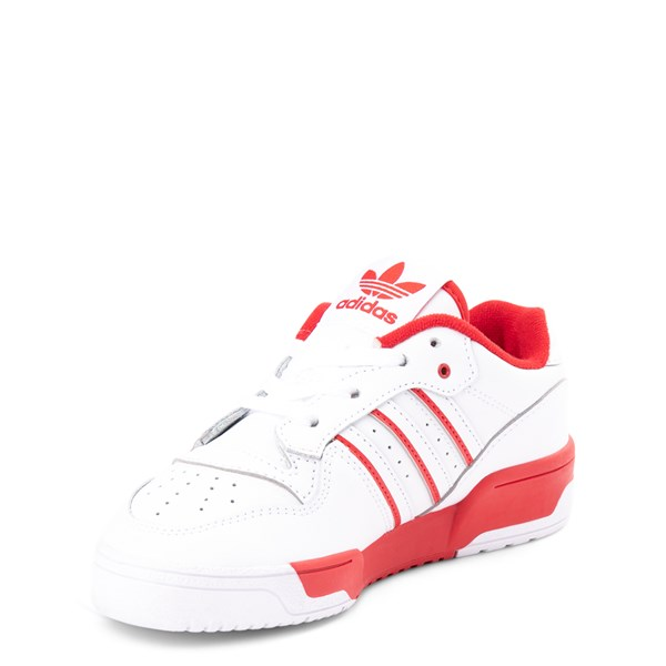 alternate view adidas Rivalry Low Athletic Shoe - Little KidALT3