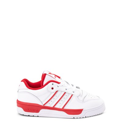 Main view of adidas Rivalry Low Athletic Shoe - Little Kid