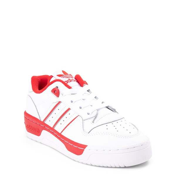Alternate view of adidas Rivalry Low Athletic Shoe - Big Kid