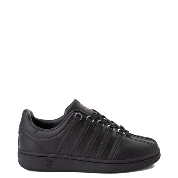 Womens K-Swiss Classic VN Heritage Athletic Shoe - Black