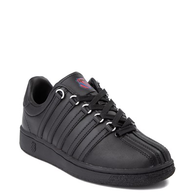 Alternate view of Womens K-Swiss Classic VN Heritage Athletic Shoe - Black