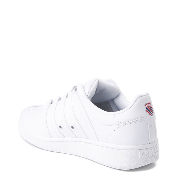 alternate view Womens K-Swiss Classic VN Heritage Athletic Shoe - WhiteALT2