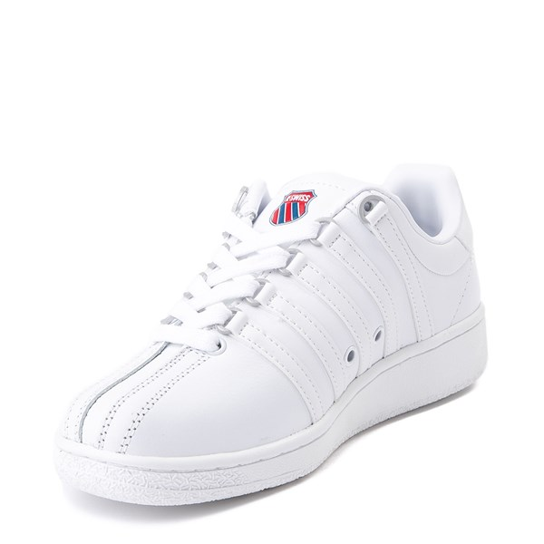 alternate view Womens K-Swiss Classic VN Heritage Athletic Shoe - WhiteALT3