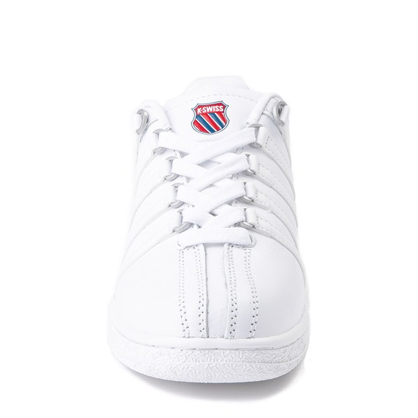 alternate view Womens K-Swiss Classic VN Heritage Athletic Shoe - WhiteALT4