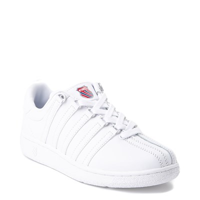 Alternate view of Womens K-Swiss Classic VN Heritage Athletic Shoe - White