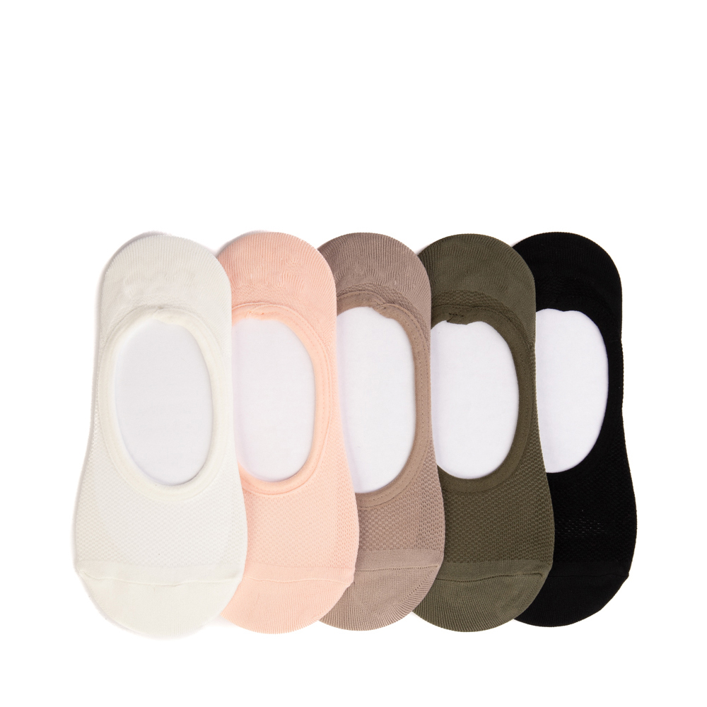 Womens Mesh Liners 5 Pack - Mutlicolor