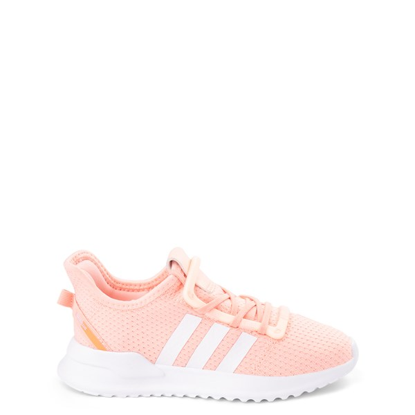 Default view of adidas U_Path Run Athletic Shoe - Little Kid