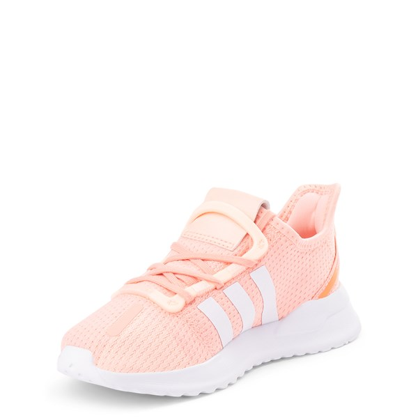 alternate view adidas U_Path Run Athletic Shoe - Little KidALT3