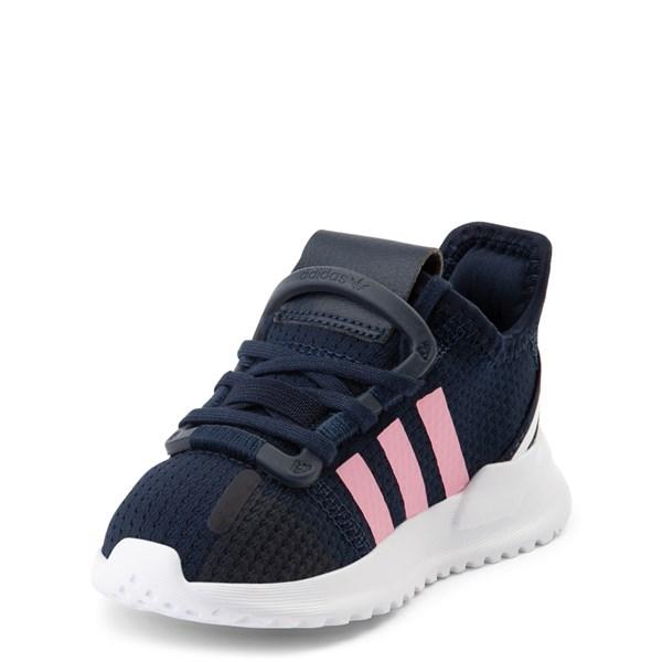 alternate view adidas U_Path Run Athletic Shoe - Baby / ToddlerALT3