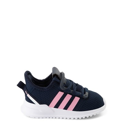 Main view of adidas U_Path Run Athletic Shoe - Baby / Toddler