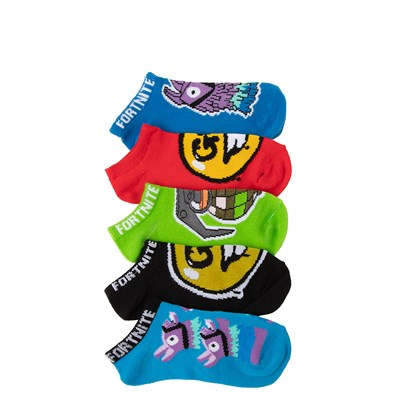 Main view of Fortnite Let's Drop In Socks 5 Pack - Little Kid
