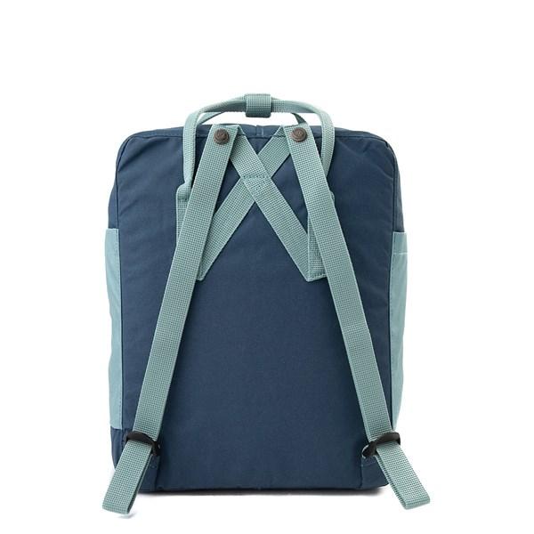 alternate view Fjallraven Kanken Backpack - Royal Blue / Pink / Sky BlueALT1