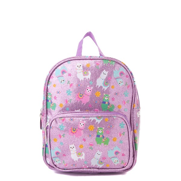 Default view of Shiny Unicorn Mini Backpack