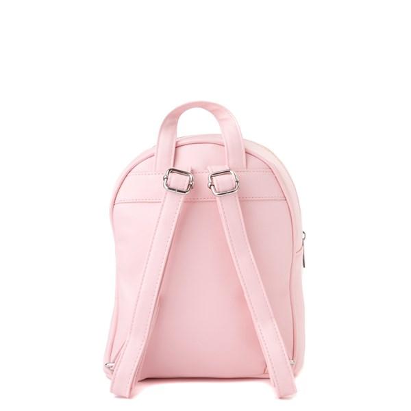 alternate view Rainbow Sequin Mini Backpack - PinkALT1