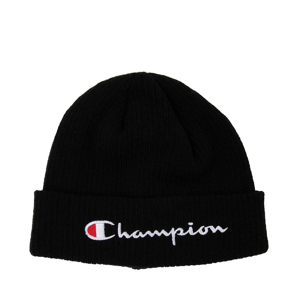 Champion Pivot 2.0 Beanie - Black