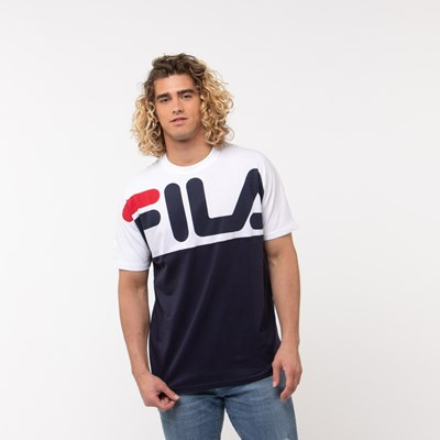 Main view of Mens Fila Lenox Tee