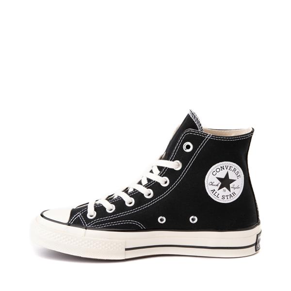 alternate view Converse Chuck 70 Hi Sneaker - Black / ParchmentALT1