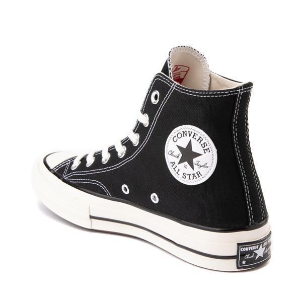 alternate view Converse Chuck 70 Hi Sneaker - Black / ParchmentALT2