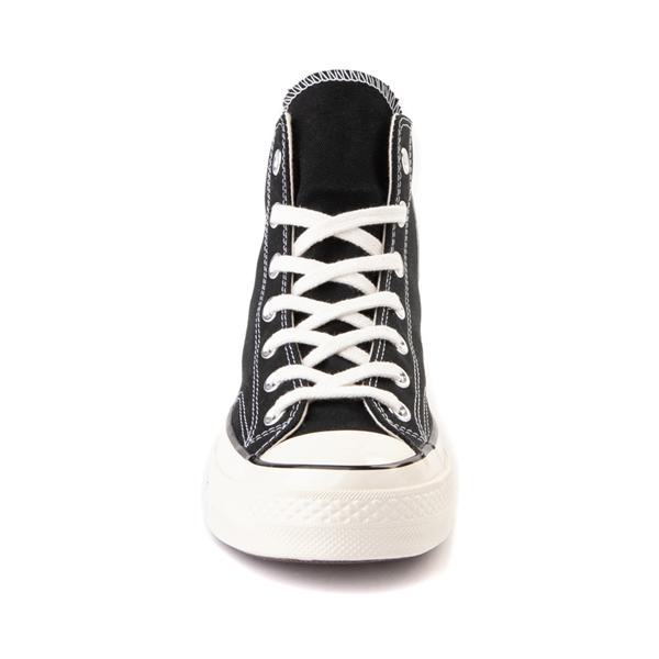 alternate view Converse Chuck 70 Hi Sneaker - Black / ParchmentALT4