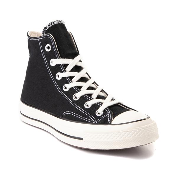 alternate view Converse Chuck 70 Hi Sneaker - Black / ParchmentALT5