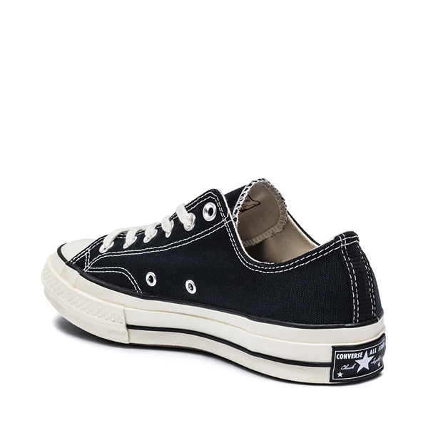 alternate view Converse Chuck 70 Lo Sneaker - Black / ParchmentALT1