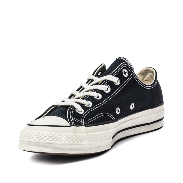 alternate view Converse Chuck 70 Lo Sneaker - Black / ParchmentALT2