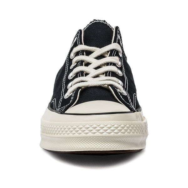 alternate view Converse Chuck 70 Lo Sneaker - Black / ParchmentALT4