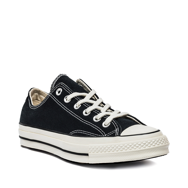 alternate view Converse Chuck 70 Lo Sneaker - Black / ParchmentALT5