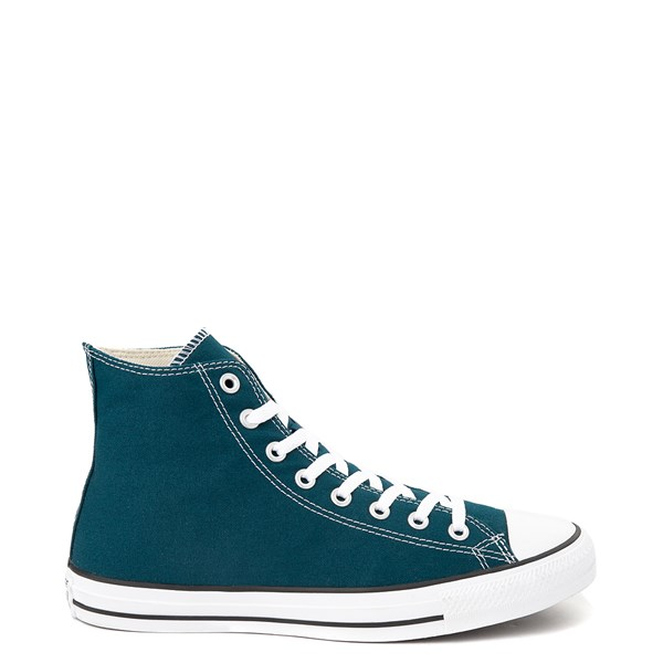 Main view of Converse Chuck Taylor All Star Hi Sneaker - Midnight Turquoise
