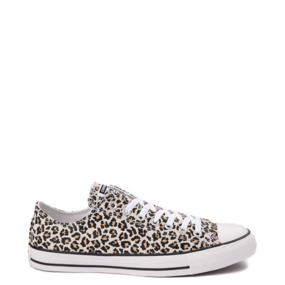 Main view of Converse Chuck Taylor All Star Lo Leopard Sneaker