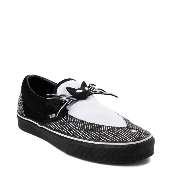 alternate view Vans x The Nightmare Before Christmas Slip On Jack Skellington Skate Shoe - BlackALT1