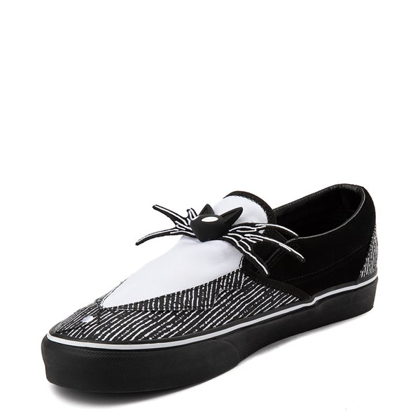 alternate view Vans x The Nightmare Before Christmas Slip On Jack Skellington Skate Shoe - BlackALT3