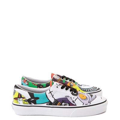 Alternate view of Vans x The Nightmare Before Christmas Era Halloween Town Skate Shoe - Multi