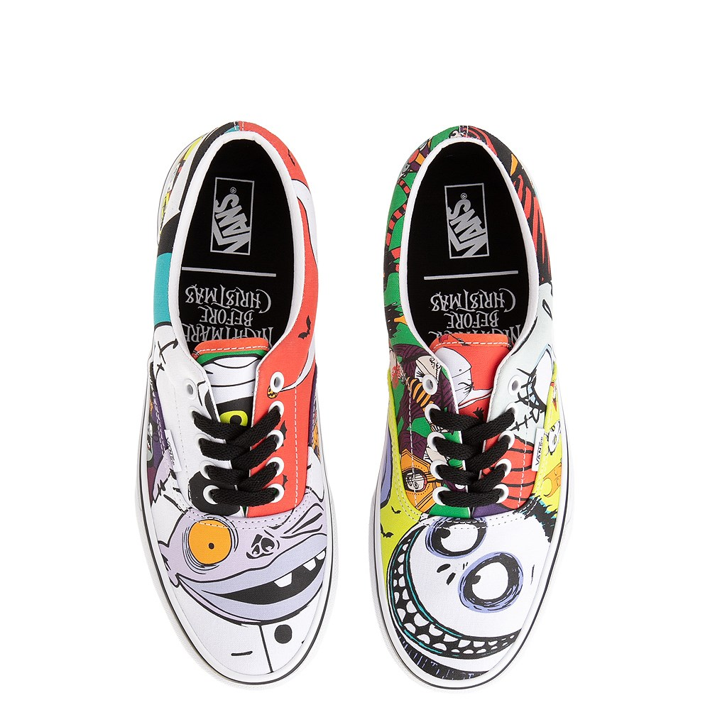 Vans x The Nightmare Before Christmas Era Halloween Town Skate Shoe , Multi