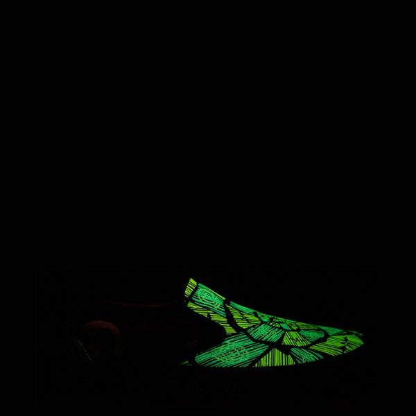alternate view Vans x The Nightmare Before Christmas Slip On Oogie Boogie Skate Shoe - Black / MultiALT1B