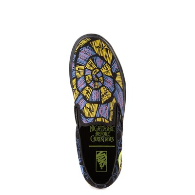 Alternate view of Vans x The Nightmare Before Christmas Slip On Oogie Boogie Skate Shoe - Black / Multi