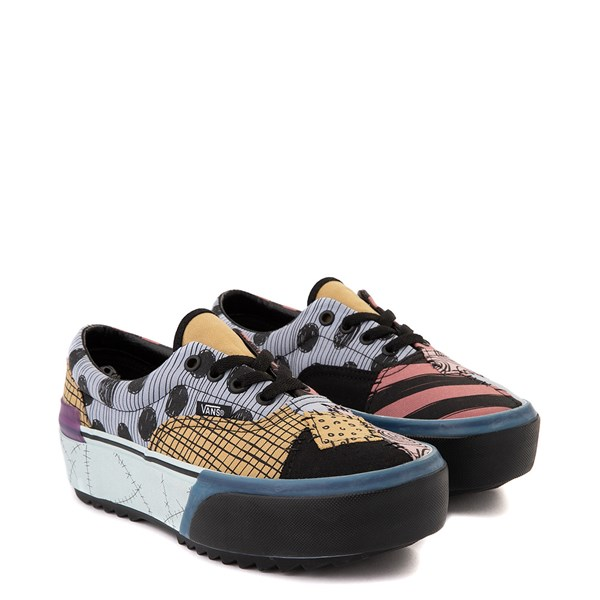 alternate view Vans x The Nightmare Before Christmas Era Sally Platform Skate Shoe - MultiALT1B