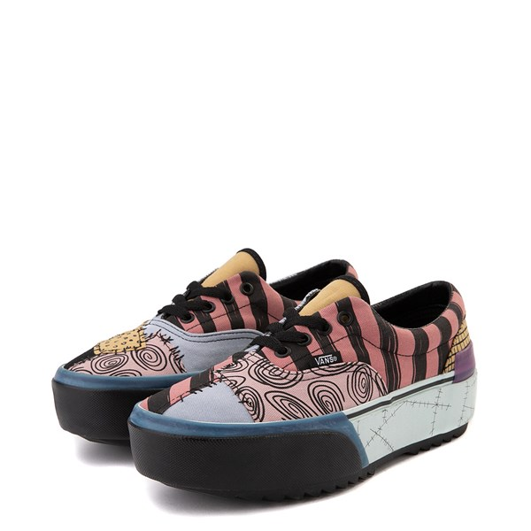 alternate view Vans x The Nightmare Before Christmas Era Sally Platform Skate Shoe - MultiALT3