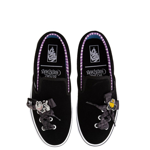 Vans x The Nightmare Before Christmas Slip On Haunted Toys Skate Shoe - Black
