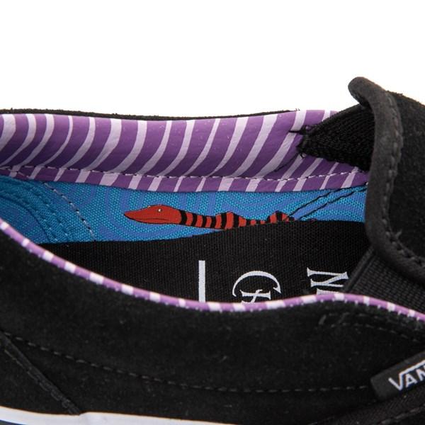 alternate view Vans x The Nightmare Before Christmas Slip On Haunted Toys Skate Shoe - BlackALT1C
