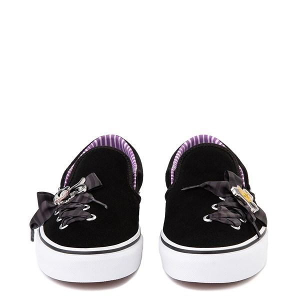 alternate view Vans x The Nightmare Before Christmas Slip On Haunted Toys Skate Shoe - BlackALT4