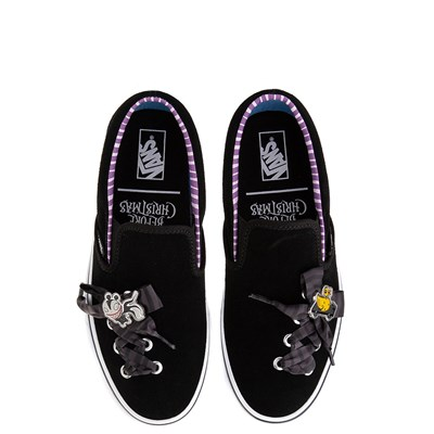 Main view of Vans x The Nightmare Before Christmas Slip On Haunted Toys Skate Shoe - Black