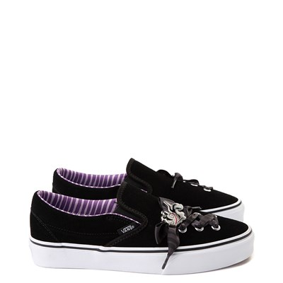 Alternate view of Vans x The Nightmare Before Christmas Slip On Haunted Toys Skate Shoe - Black